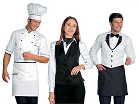 abbigliamento professionale