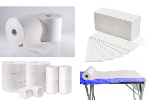 Prodotti pulizia professionali haccp prodotti in carta